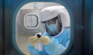 Пандемия короновируса