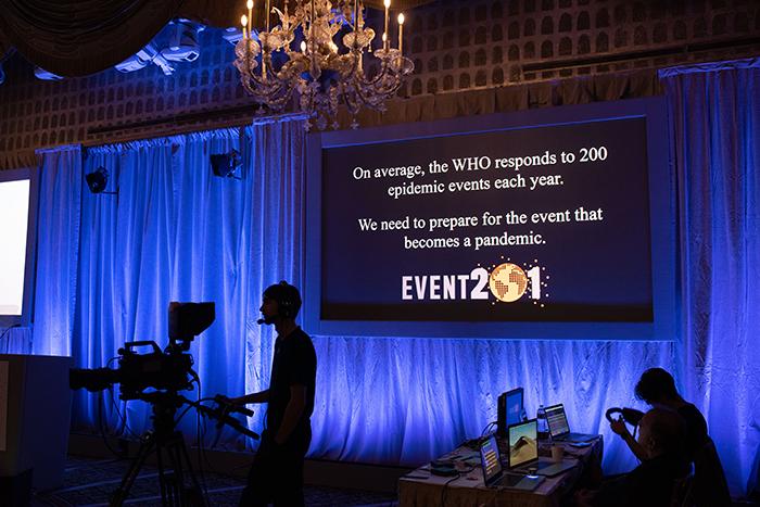 Коронавирус и Event-201.Теория всемирного заговора